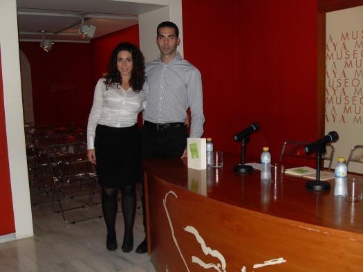 Angélica Cerezo y Juan José Cerezo