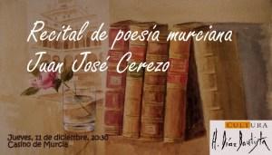 Recital de poesía murciana